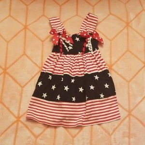 Sophie Rose patriotic tunic